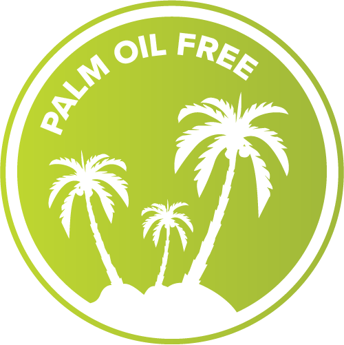 Palm Oil Free products