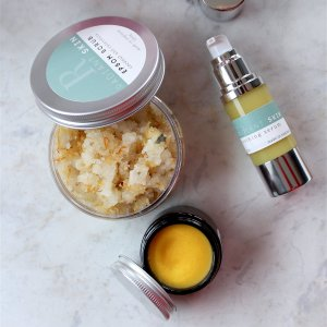 mygoodnessrecipes - handmade organic skincare products made by LJ Natural