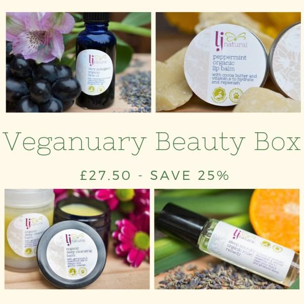 Veganuary Beauty Box
