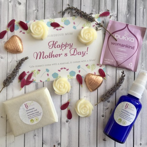 Mother's Day Gift organic sustainable beauty