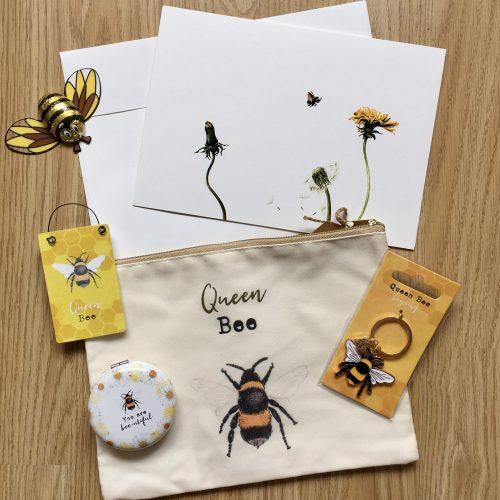 bee crazy gift set