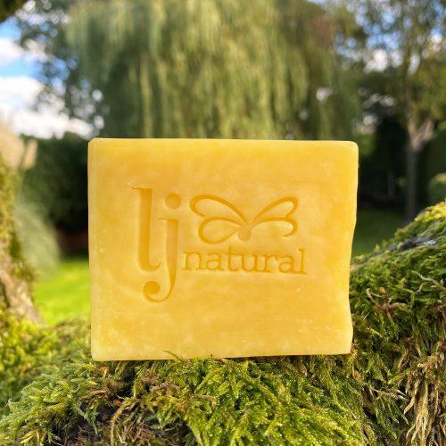 forest bathing linalool free handmade soap