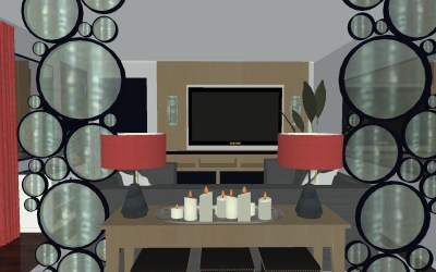 "The ""Lindsey"" Virtual Room Makeover"