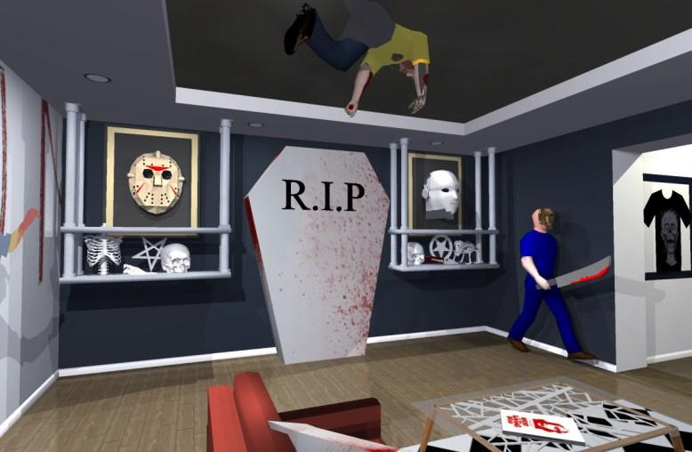 horror room-41