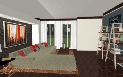 """Tyla"" Virtual Room Makeover"