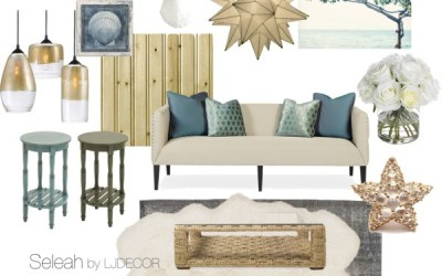 Seleah Design Board- Interior Design Inspiration