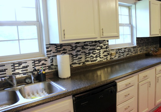 diy backsplash tile review tips