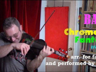 Bach - Chromatic Fantasy arranged for fadolín by Ljova