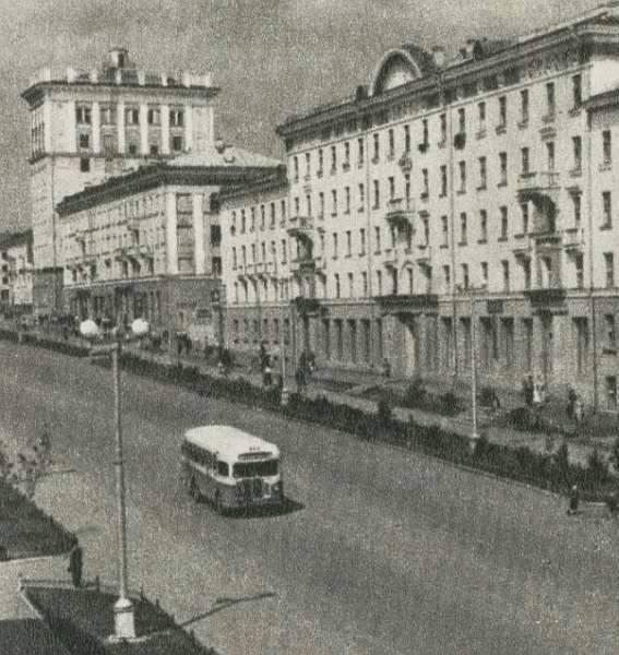 Уфа пятидесятых годов - Города и веси России — LiveJournal
