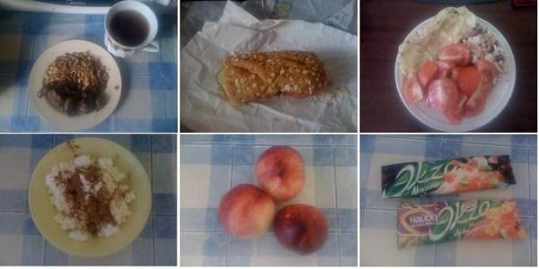 Меню за четверг: завтрак - куриная печень с сердечками ...