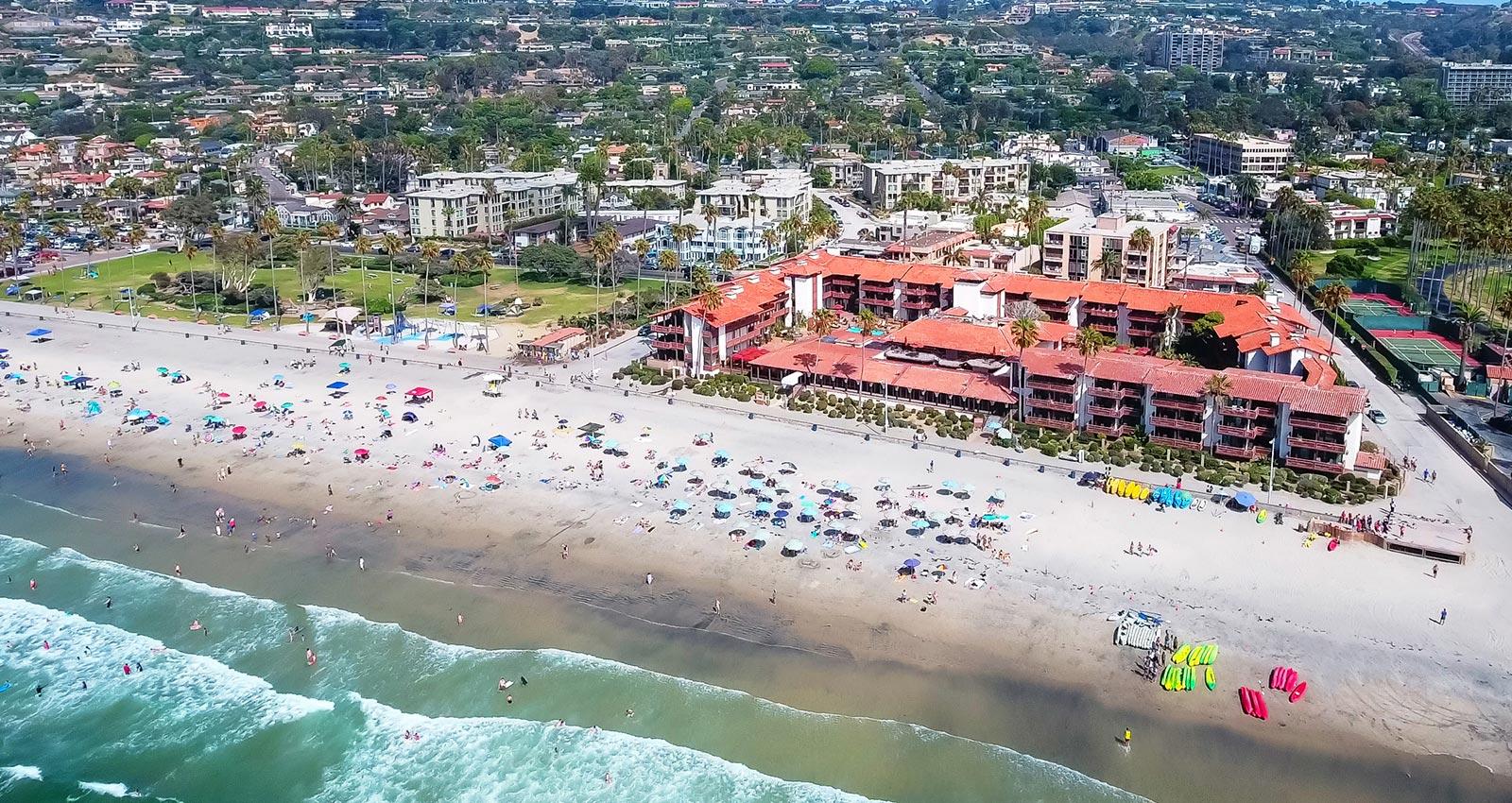Best Kitchen Gallery: A Beachfront La Jolla Hotel La Jolla Shores Hotel of La Jolla Beach Hotels And Resorts  on rachelxblog.com