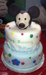 Mickey Mouse Head/ 3D