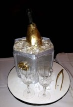Armand de Brignac Brut Gold (Ace of Spade) Cake
