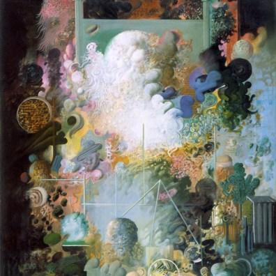 Pierre de pluie (1972) 100x81