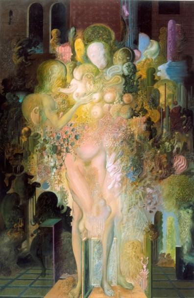 Les jeux, l'Amour et la Mort(1971-1972) 200x130