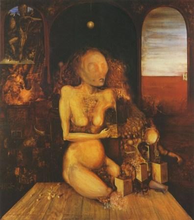 ljubomir popovic ljuba - painting 1