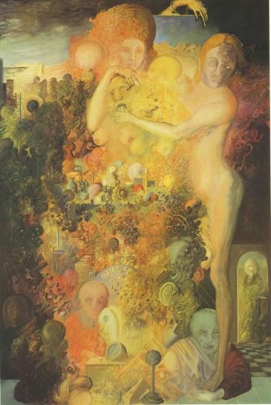 ljubomir popovic ljuba - painting 7