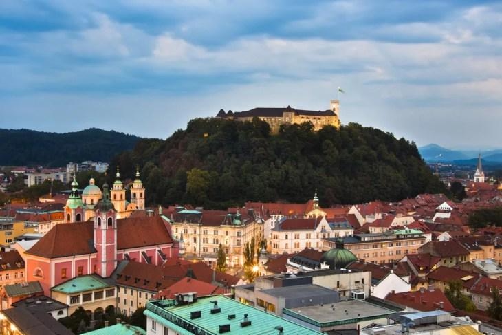 Se på bildet - du skjønner at du trenger å besøke Ljubljana også?