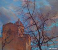 Winter in Florenz 60x70 2014