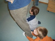 24.12.2004 Kinderbetreuung - 078