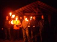 Aufbau-GLL in Grainau 3.-5.12.2004 - 67