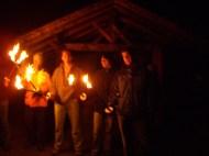 Aufbau-GLL in Grainau 3.-5.12.2004 - 68