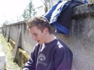 Bauwagen Herrichten 26.03.2005 - 08