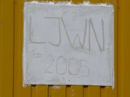 Bauwagen Herrichten 26.03.2005 - 15