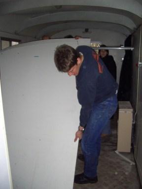 Bauwagen Herrichten 26.03.2005 - 44