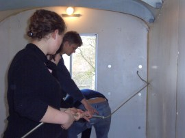 Bauwagen Herrichten 26.03.2005 - 50