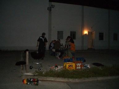 Bauwangen Grillen 25.05.2005 - 24