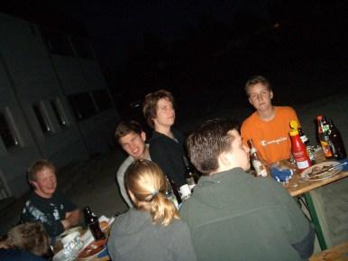 Bauwangen Grillen 25.05.2005 - 37