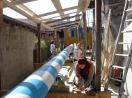 Dach Abbauen 30.04.2005 - 07