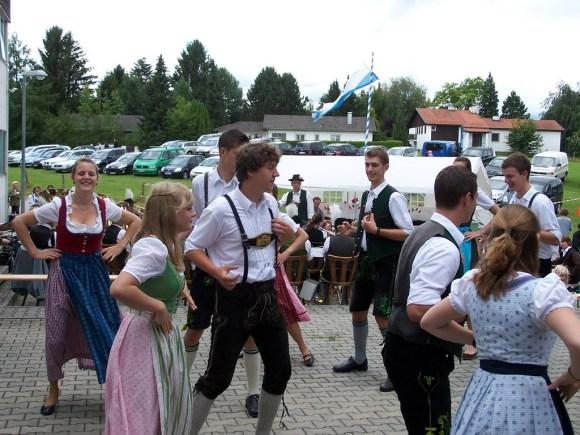 Dorffest 25.07.2009 - 02