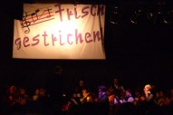Frisch gestrichen 24.04.2004 - 09