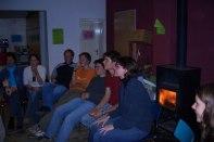 Huettenwochenende 21.10.2005 - 40