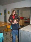 Huettenwochenende 21.10.2005 - 69