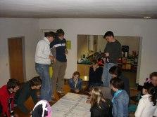 Huettenwochenende 21.10.2005 - 70