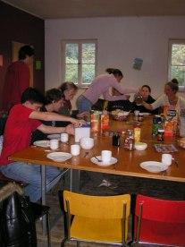 Huettenwochenende 22.10.2005 - 004