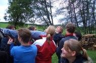 Huettenwochenende 22.10.2005 - 025