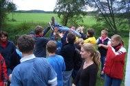 Huettenwochenende 22.10.2005 - 043