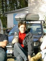 Huettenwochenende 22.10.2005 - 072