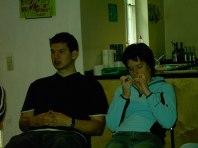 Huettenwochenende 22.10.2005 - 077