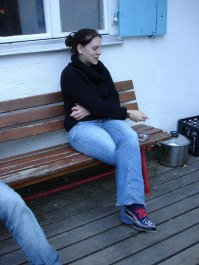 Huettenwochenende 22.10.2005 - 093