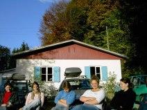 Huettenwochenende 22.10.2005 - 096