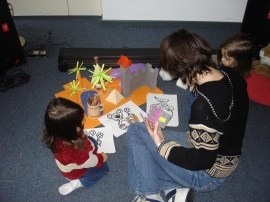 Kinderbetreuung innoSta 18.-19.02.2005 - 40