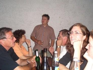 LaJuZi Helferfeier 30.07.2006 - 54