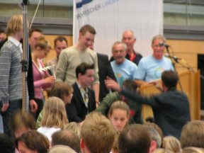 Landkreislauf 08.10.2005 - 002
