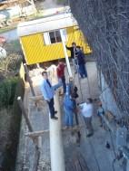 Maibaum Dachbau 04.04.2005 - 21