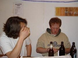 Maibaumwache 28.04.2005 - 02